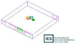 New IES Component Released for our Low Energy Hybrid Ventilation System
