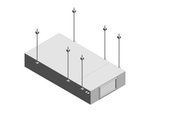 NVHR+ Heater Unit