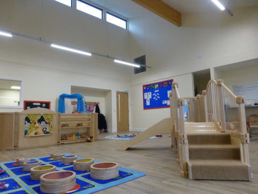 YMCA East Anton Nursery and Community Centre - Interior
