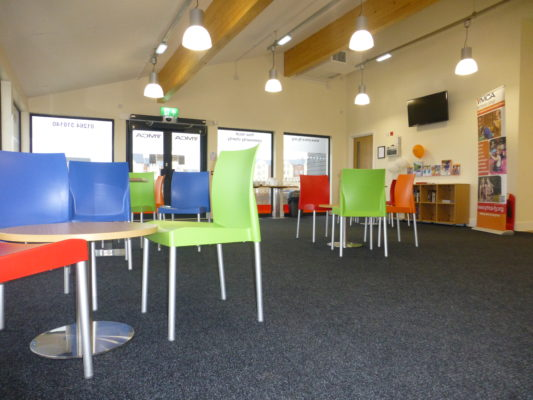 YMCA East Anton Nursery and Community Centre - reception
