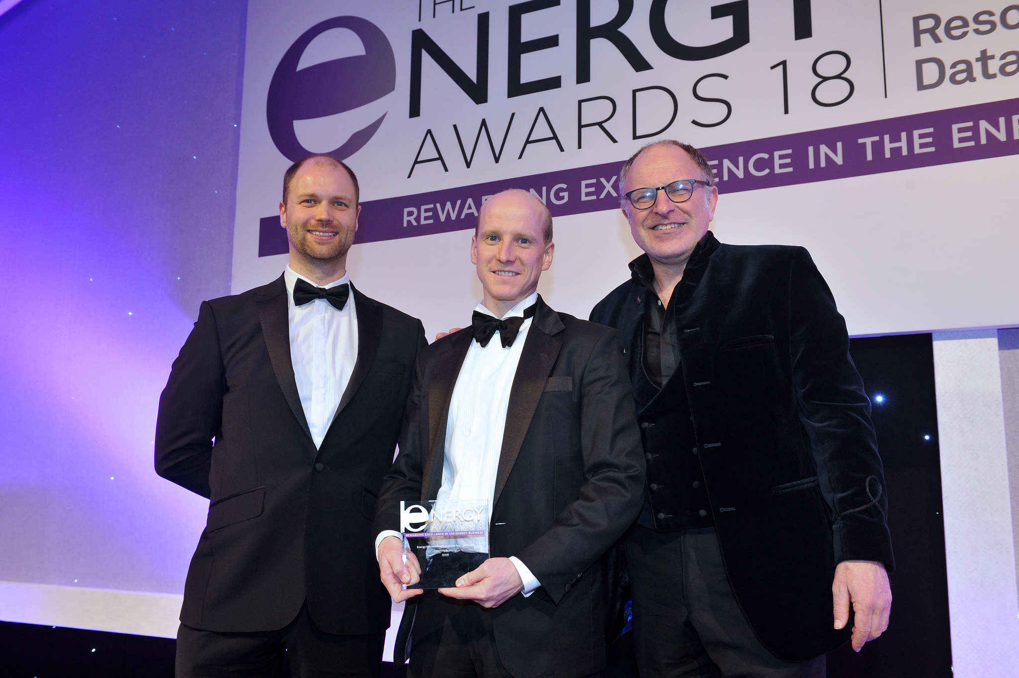 Dr Owen Connick - Breathing Buildings - Energy Awards